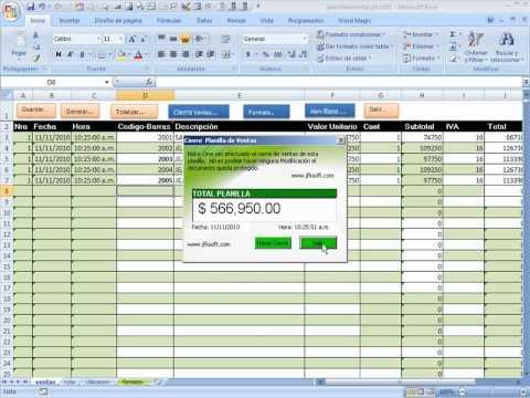 Microsoft Office Excel 2007 Para La Venta