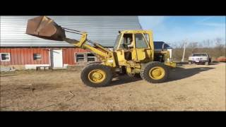 Caterpillar 910 wheel loader for sale | no-reserve Internet auction January 19, 2017