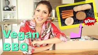 Vegan Grillen zur WM - Unboxing und Taste Test | yummypilgrim
