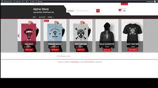 видео StyleShop - шаблон WordPress для интернет-магазинов