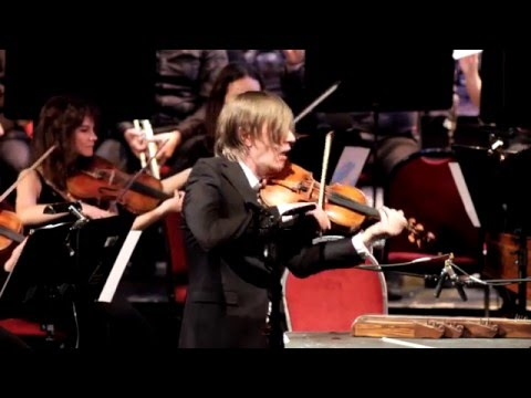 Lajkó Félix: A bokorból / From The Bush with Dohnányi Symphony Orchestra