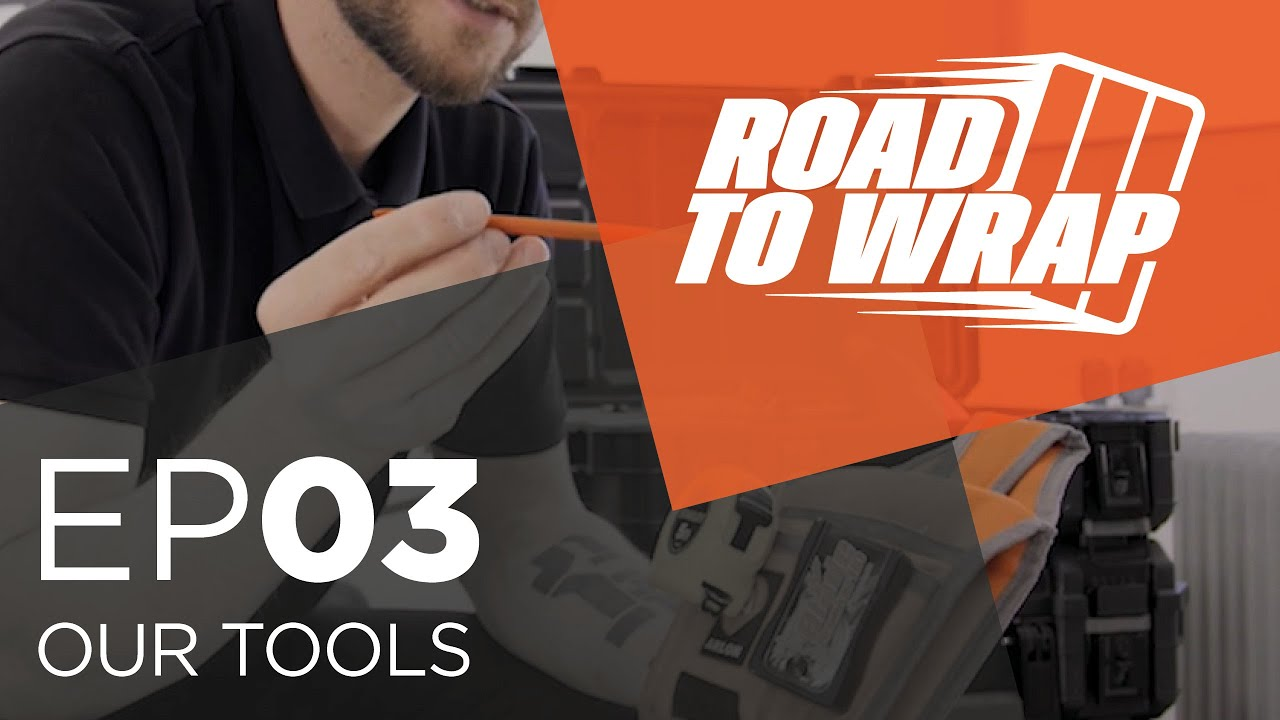 Road 2 Wrap - Our Tools