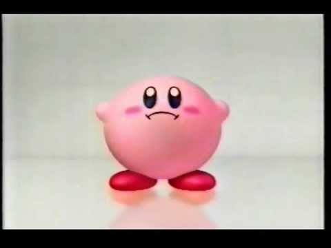 CM 任天堂 星のカービィ64 (N64) [ Kirby 64: The Crystal Shards ]