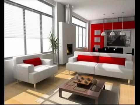 Salon moderne youtube - Decoration de salon moderne ...