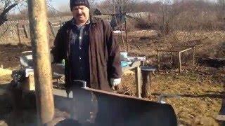 видео Инструкция по изготовлению мангала из газового баллона своими руками