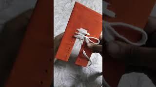 Shoe lace style