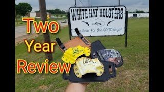 White Hat Holsters   MicroTuck Hybrid IWB Holster      2 year Review