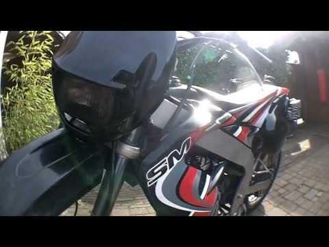 Rieju SMX 70cc - Showing