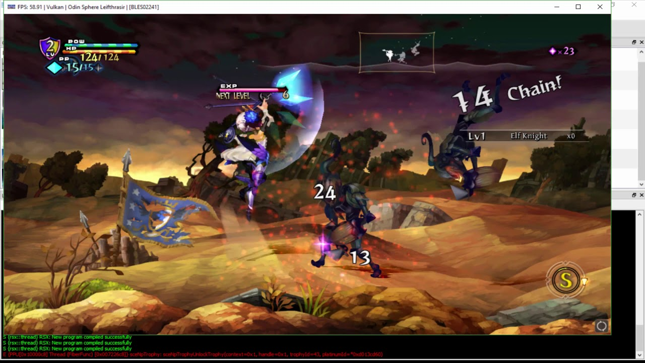 Odin sphere leifthrasir game | ps4 playstation.
