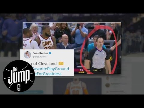 Why does Enes Kanter troll NBA players so much? | The Jump | ESPN