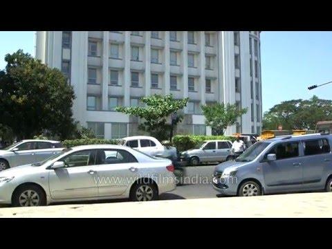 Chennai landmarks: TNSC Bank & Parry's Corner
