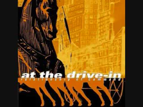 At The Drive In - Pattern Against User