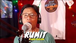 Gambar cover #langitsore#rumit#cover Langit Sore - Rumit | Live Cover(Piano)By Jacky Ma
