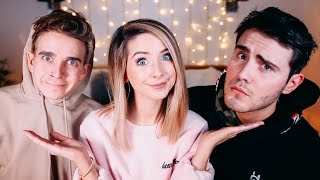 Boyfriend VS Brother Part 2!  | Zoella
