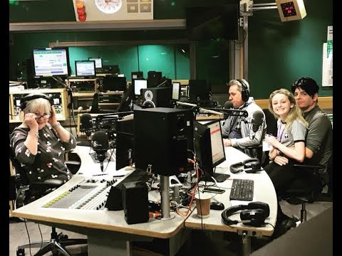 Liz Kershaw Gary Numan Interview 24.02.18