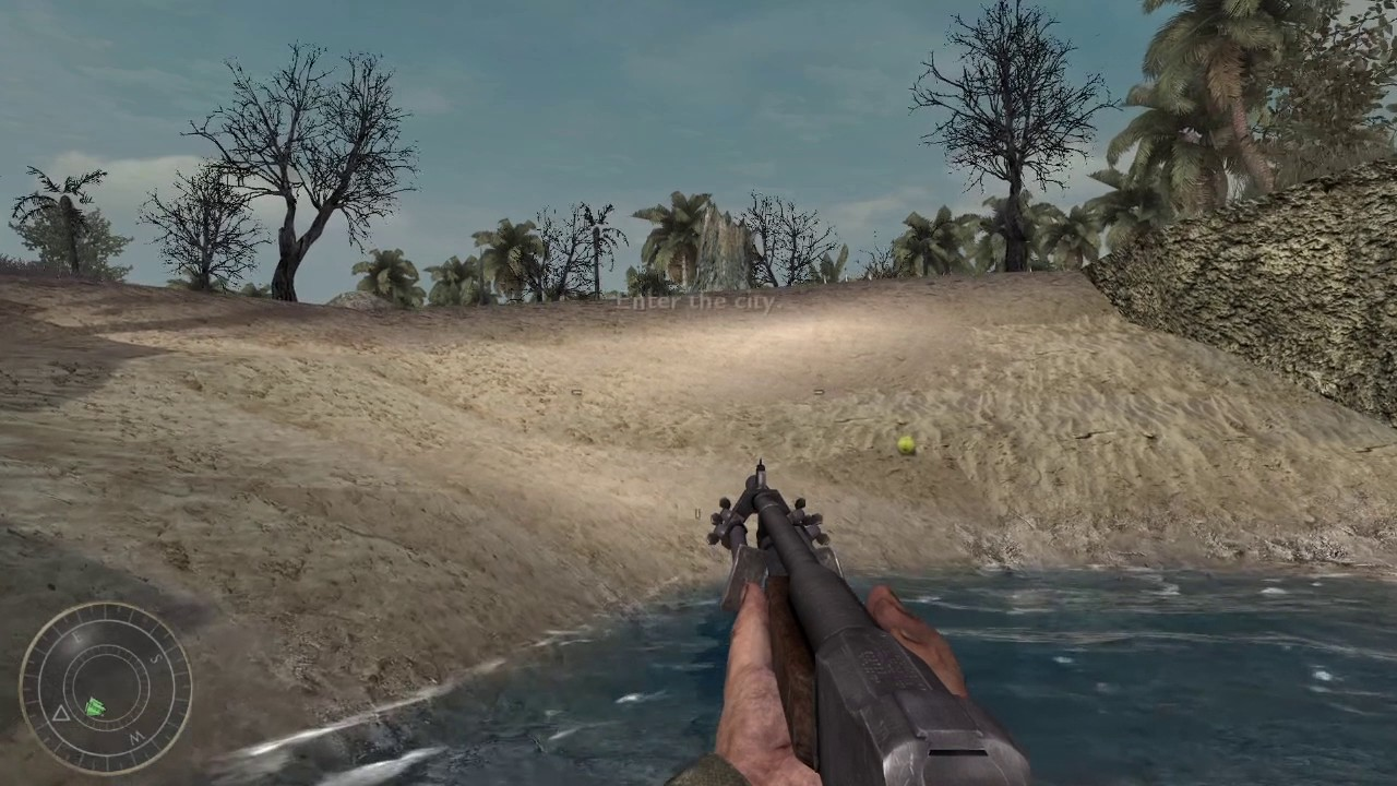Call of Duty World at War Custom Map: \