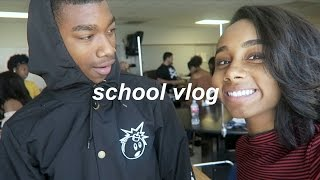 A day in high school vlog