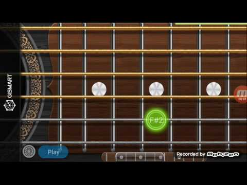 real guitar app don 39 t let me down by chainsmokers tutorial youtube. Black Bedroom Furniture Sets. Home Design Ideas