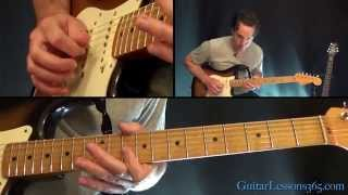 Uprising Guitar Lesson - Muse