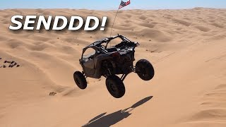 China wall jump, Gecko drags drama, and DUNE RESCUE!