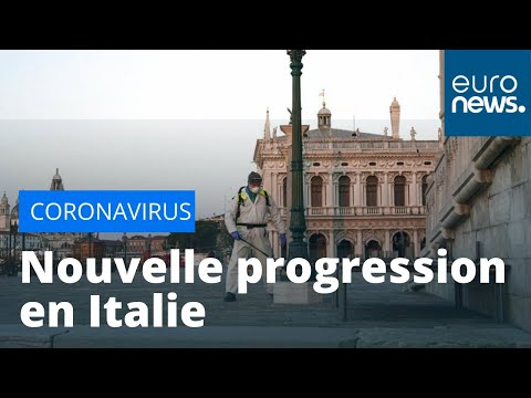 Coronavirus: nouvelle progression en Italie, un plan pour les EHPAD en france
