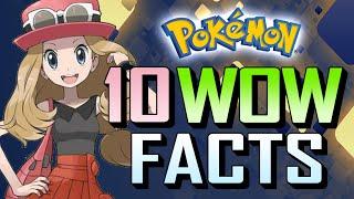 10 CRAZY Pokemon Facts and Secrets | Pokemon FEET #17