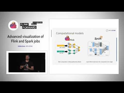 Flink Forward 2016: Zoltán Zvara - Advanced visualization of Flink and Spark jobs