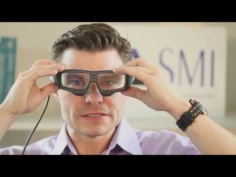 SMI Eye Tracking Glasses 2 0 Mobile Eye Tracking, More Applications, More  Possibilities YouTube