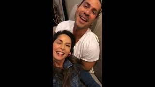 Carmen Villalobos IG Live 10 Septiembre 2018