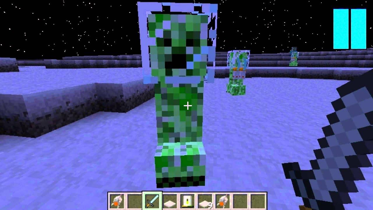 Minecraft SPACESHIP MOD - YouTube