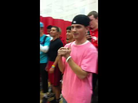 Hilton high school dance off