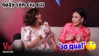 Hồ Quỳnh Hương HOANG MANG TỘT ĐỘ khi nghe VŨ ĐIỆU HOANG DÃ phiên bản Hoàng Yến Chibi l Ơn Giời Mùa 6