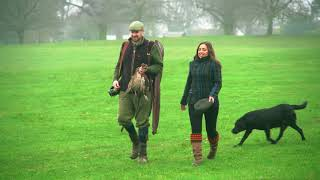 English Style Driven Pheasant Shoot & Falconry Experience Royal Outfitters UK Cinematic Trailer