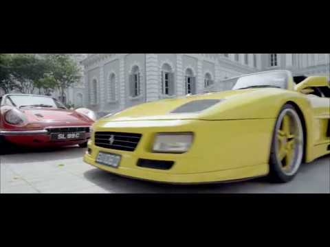 Ferrari Dino 246 Gt Koenig Specials F48 Beauty The Beast Youtube