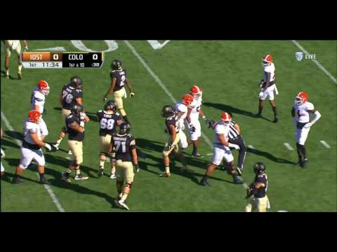 NCAAF - Colorado vs. Idaho State (9/10/16)