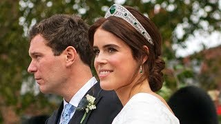 Download Video Princess Eugenie marries in big royal wedding MP3 3GP MP4