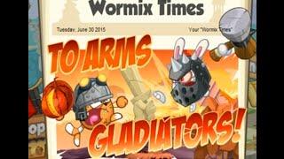 Wormix обновления Вормикс от Июня 2015!