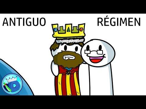 Animación Histórica  Antiguo Régimen