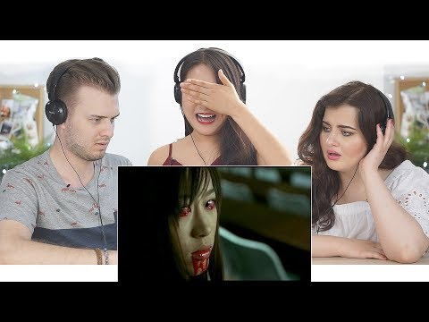 Foreigners React to Thai Horror Trailer | Shutter