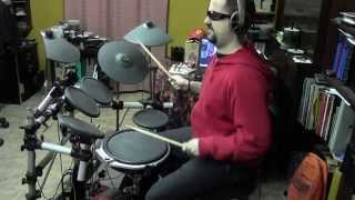 DEPECHE MODE - PERSONAL JESUS (DRUM COVER)