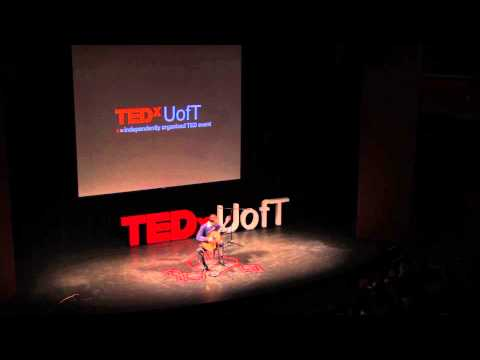 The enchanting classical guitarist | Tariq Harb | TEDxUofT