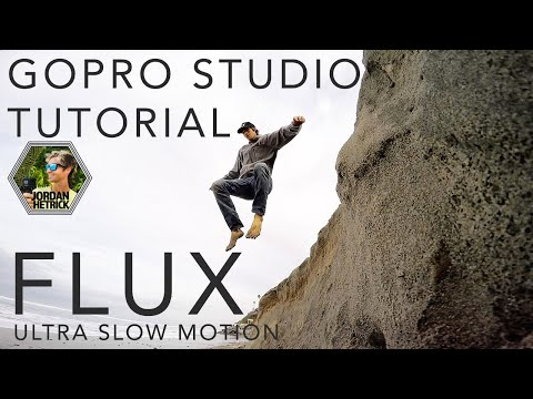 GoPro Studio Tutorial: Ultra Slow Motion with Flux