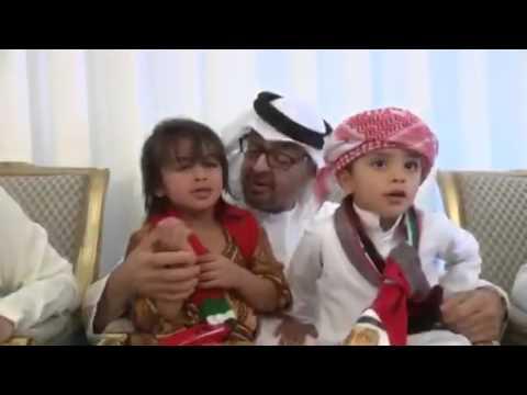 Shaikh Mohammad Bin Zayed Visits Family Of Martyr Hamoud Ali Saleh Al Ameri