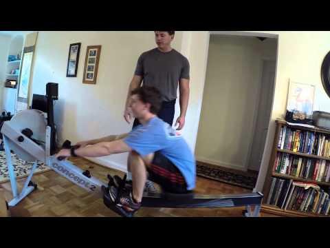 Beginner's Guide to Indoor Rowing on the Concept2 Ergometer