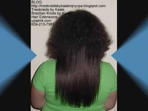 how to put tracks in hair without glue