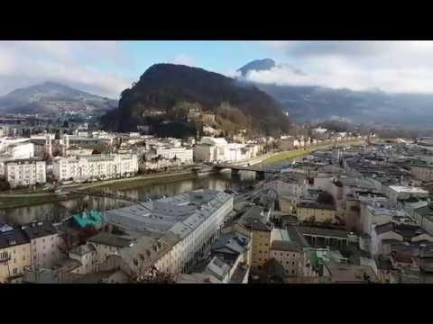 Salzburg & Museum Moderner Kunst & View