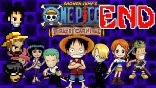 3G1U One Piece: Pirates Carnival, End: And the Pirate King is...