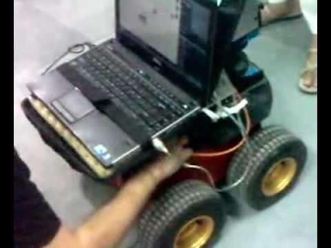 ONE OF THE IIIT PROJECTS (ROBOTICS)