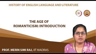 The Age of Romanticism: Introduction