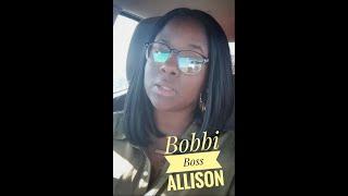Bobbi Boss Allison : A Great Bob!!